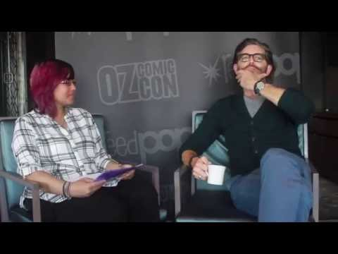Timothy Omundson in conversation at Oz Comic Con 2016 (Part 1)