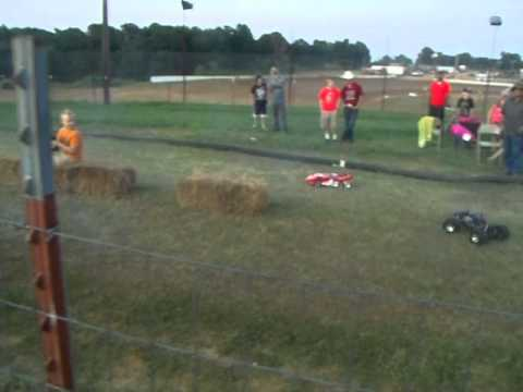 RC CARS AT WEST SILOAM SPEEDWAY JULY 18, 2014 PART 2
