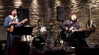 2016.11.10 自由が丘 マッカートニー with ukulele 松田ようこ.