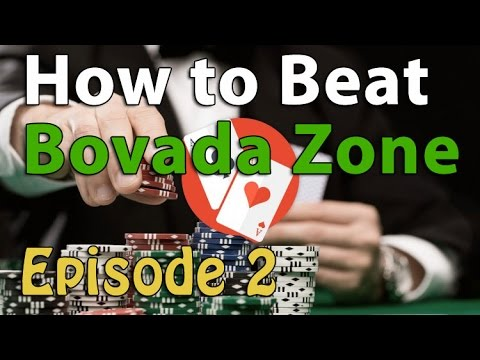 How To Beat Bovada Zone Poker Series Ep. 2 - Developing A 3Betting Strategy