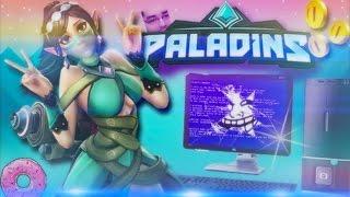 COMO RODAR PALADINS EM PC FRACO?! - Tutorial