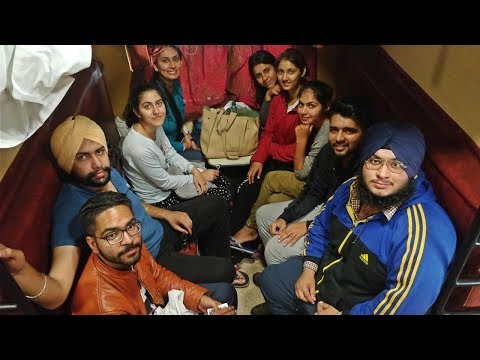 Biotech 2015 Degree Tour : Ludhiana to Hyderabad Part 1