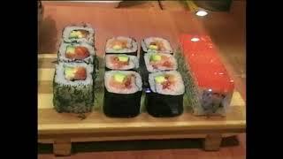 Суши  Про японскую кухню