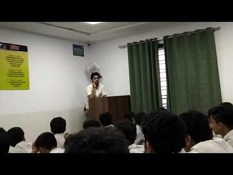 Romit Sharma Sir Allen Kota sings a song