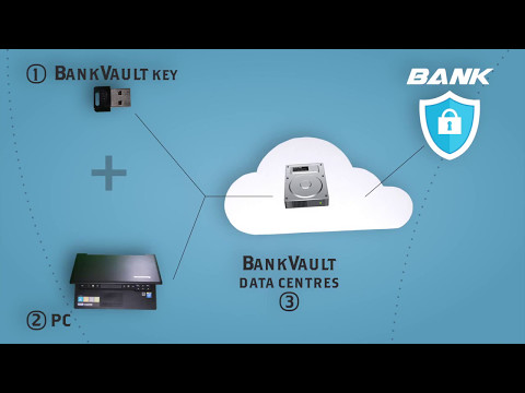 BankVault Stops Bank Account Hacking