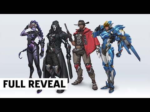 Overwatch 2 Hero Missions Overview | Blizzconline 2021
