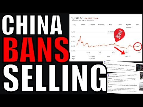 CHINA COULD CRASH THE STOCK MARKET TOMORROW – My Watchlist – HOT STOCKS February