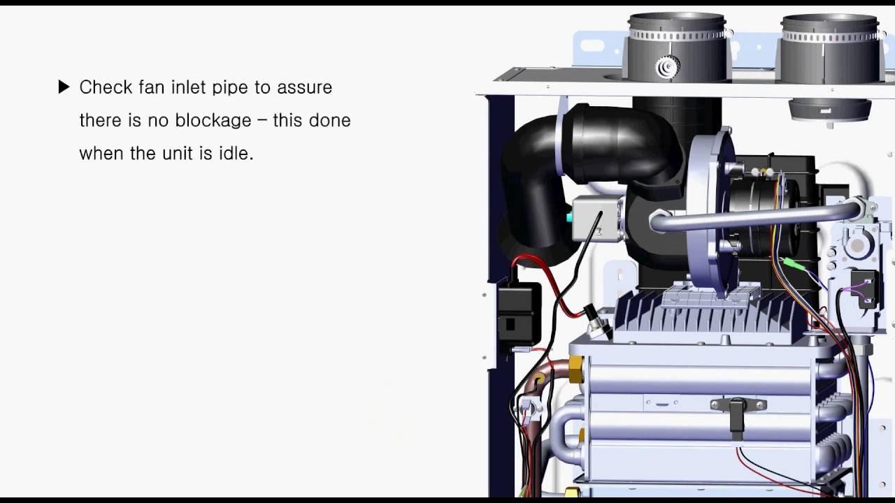Error Code Er67 Hydra Smart Residential Htp Tankless