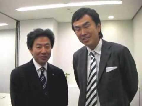 TVタックルに出演 安住淳さんと ...