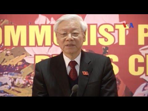 Ông Nguyễn Phú Trọng: Việt Nam 'dân chủ thế này là cùng'