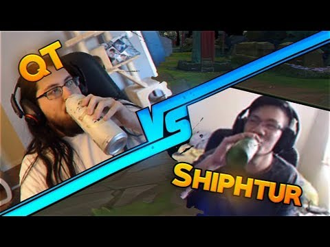 Shiphtur | THE DRINKING GAME!! ft. IMAQTPIE