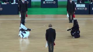 17WKC 女子団体 決勝 韓国vs日本