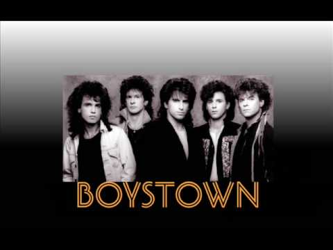 BOYSTOWN - SOMETHING IN THE WAY YOU TOUCH