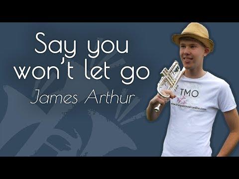 James Arthur - Say you won't let go (TMO Cover)