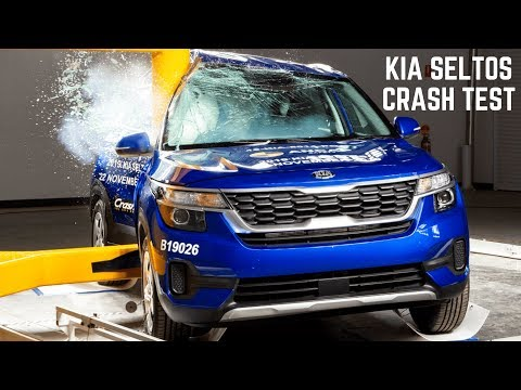 2020 Kia Seltos Crash Test - Kia Seltos NCAP Crash Test Safety Rating | Kia Seltos NCAP Ratings