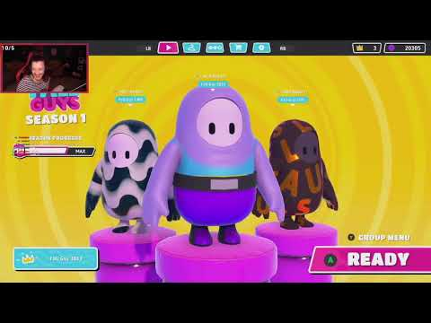 Pqueen Fall Guys w Mithrain from YouTube · Duration:  8 minutes 22 seconds