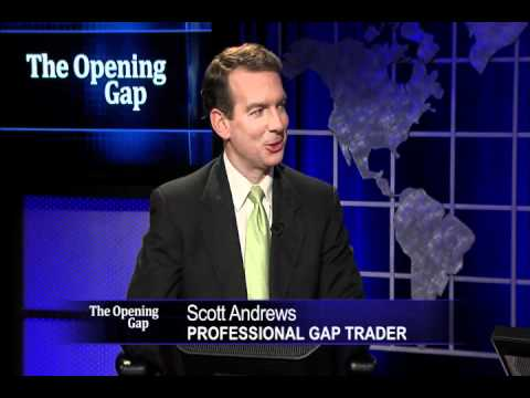 Trading The Opening Gap with Scott Andrews