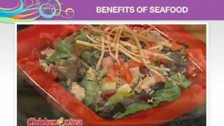 Mermaid Tip: Benefits of Seafood