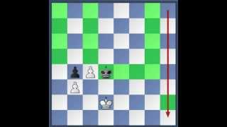 How Chess Masters Think - An Endgame Example