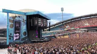 Ed Sheeran - The A team, Live @Ullevi, Gothenburg, Sweden