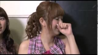 さよなら菊地亜美!アイドル卒業までのカウントダウン」(2014.11.24)より。 ファンからのお花を卒業ライブ昼公演直前にサプライズ的に知らされて感激する菊地亜美さんです ...