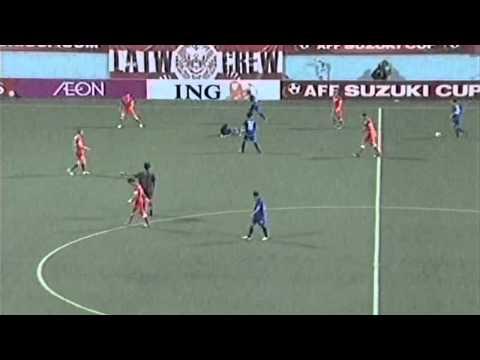 Referee good Jobs Singapore 3-1 Thailand AFF Suzuki Cup Final 2012