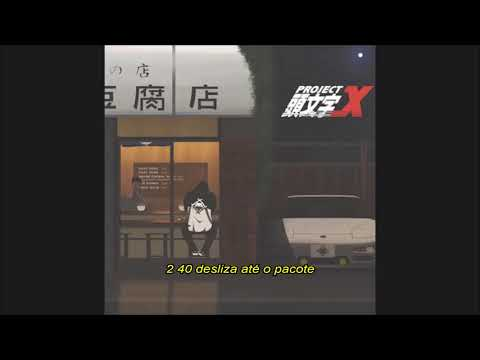 Xavier Wulf - Akina Speed Star (Legendado)