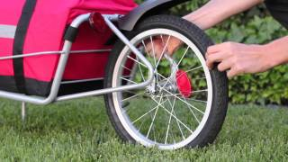 Maya Cycle Bike Trailer Review