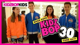 When Does KIDZ BOP 30 Come Out?