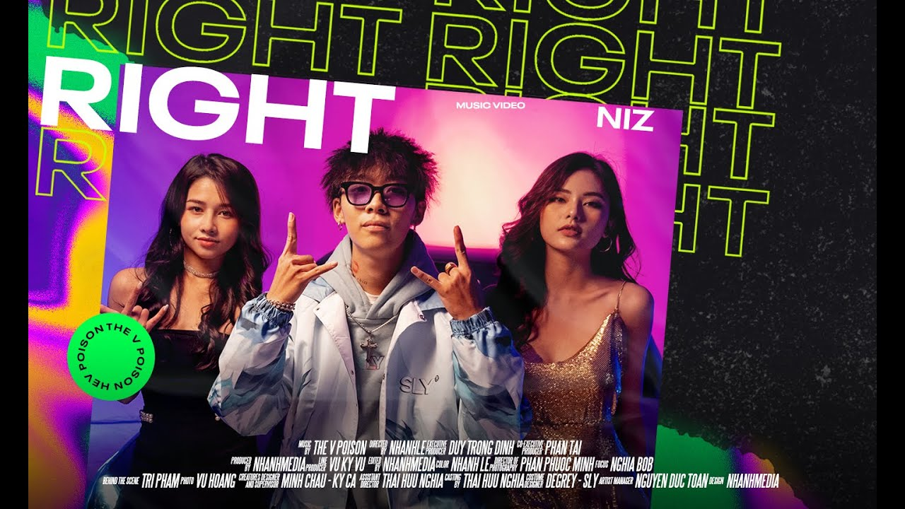 Download RIGHT - NIZ ( Official Music Video )