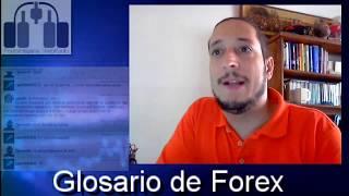 Glosario de Forex