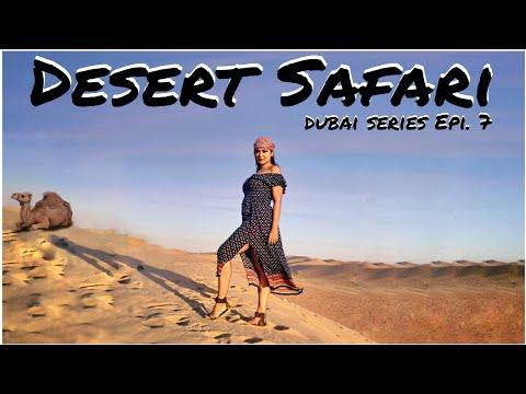DUBAI DESERT SAFARI ADVENTURE | Dune Bashing, Belly Dancing, Camel Ride | #RidzChronicleVlogs