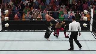WWE 2K18- KCW LIVE 8/1/18
