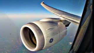 Thomson Boeing 787-8 Dreamliner Full Flight LCA-MAN - Premium Club - GoPro Wing Views/Cabin/Cockpit