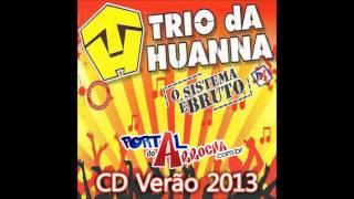 Trio da Huanna CD Verão 2013