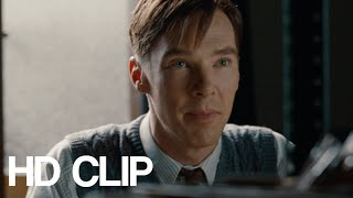 The Imitation Game (HD CLIP) | Sandwiches