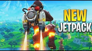 New FORTNITE BATTLE ROYALE jetpack (PS4,XBOX1,PC)