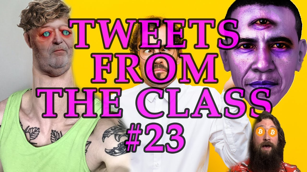 """Tweets From the Class #23: """"Stupid Questions"""""""