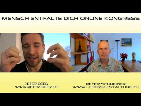 Online Kongress, 4.17, Interview 25 - Peter Beer - Achtsamkeits-Coach