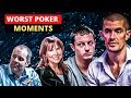 TOP 10 WORST POKER MOMENTS OF THE DECADE