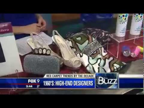 hanes hosiery on kmsp tv fox 9 news morning buzz youtube. Black Bedroom Furniture Sets. Home Design Ideas