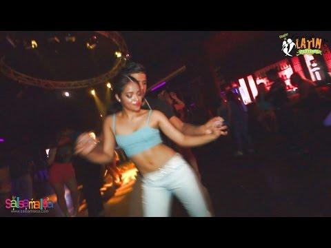 SOCIAL ZOUK DANCE  ANDRE RUA ARANGO & CHARLES ESPINOZA