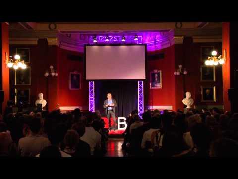 Swarm energy | Armand Martin | TEDxBasel