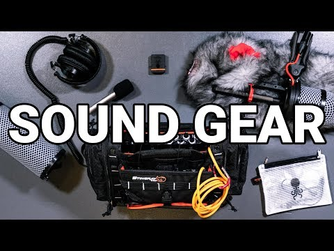 SOUND GEAR | What IS ALL THIS STUFF!?? | Location Sound Bag