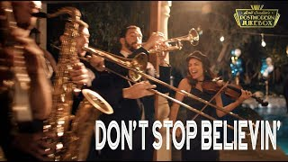 Don't Stop Believin' - Journey (ONE TAKE Vintage Postmodern Jukebox Cover) thumbnail