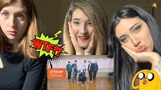 Dance Practice MONSTA X - #39FOLLOW#39#39 REACTION! ITA