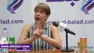 بالفيديو والصور.. «لوسي»: «الكيف» يحاول خلق توعية جديد لخطورة الإدمان