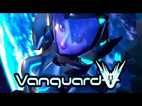 Vanguard V - Gameplay Trailer (VR Game)