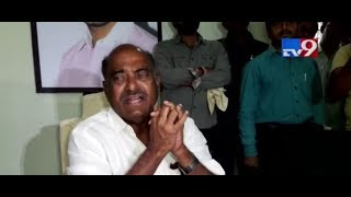JC Diwakar Reddy Press Conference || LIVE - TV9