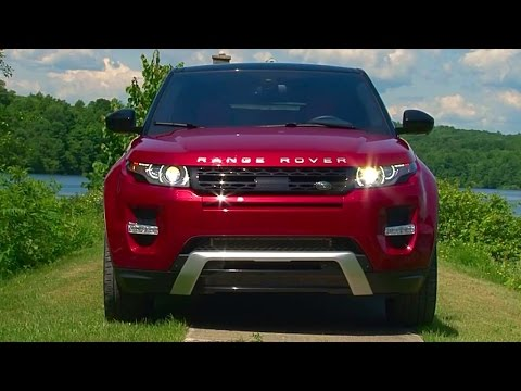 2014 range rover evoque review by auto. Black Bedroom Furniture Sets. Home Design Ideas